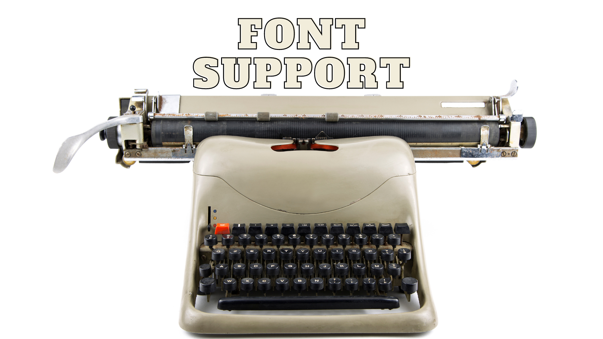 Identify a Font