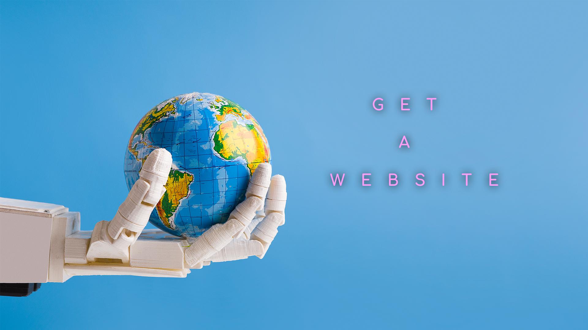 designing websites in gauteng